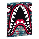 Ars Una A4 Gumis mappa Flying Sharks (5001) 20