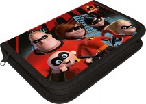 7d29869648ed Lizzy Card Tolltartó varrott The Incredibles 2