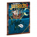Ars Una A4 Gumis mappa Jolly Roger (806) 17