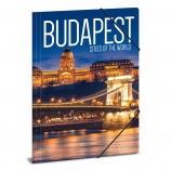 Ars Una A4 Gumis mappa Cities-Budapest 1 (928) 19