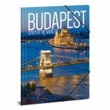 Ars Una A4 Gumis mappa Cities-Budapest 2 (929) 19