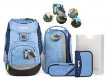Ergobag iskolai hátizsák szett (5-részes) HimmelreitBär b10e7c5ea4